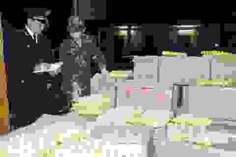 Quảng Ninh:  Một đêm phát hiện 18.000 quả trứng gà nhập lậu
