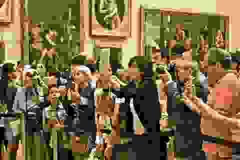 Bảo tàng Louvre thất thu 240 tỷ đồng trong năm 2016