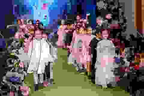 Học trò Xuân Lan tỏa sáng trong đêm thời trang - nhạc kịch đầu tiên tại Việt Nam