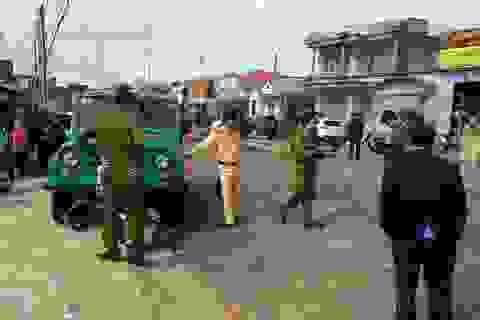 Xe U oát tông trực diện xe máy, 1 người chết
