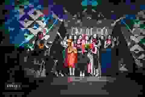 """Eva De Eva chứng tỏ bản lĩnh thời trang Việt Nam bằng """"Câu chuyện trái đất"""""""