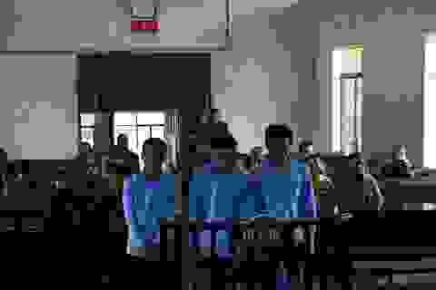 41 năm tù giam cho nhóm đối tượng đột nhập nhà dân trộm 1,8 tỉ đồng