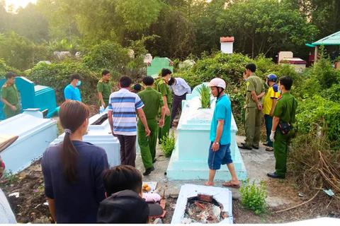 Bắt tài xế làm bé trai tử vong trong nghi án người mẹ mang chôn con ở chùa