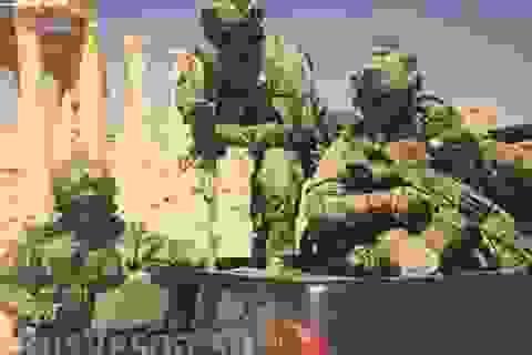 Bất ngờ công bố hình ảnh đặc nhiệm Nga tại Syria