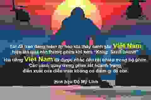 """""""Kong"""" ra rạp làm """"rung chuyển"""" phòng vé Việt"""