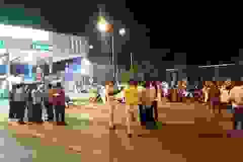 Tạm giữ tài xế tông chết Thiếu tá cảnh sát giao thông