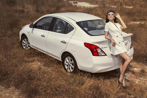 Nissan Sunny đạt doanh số 20 triệu xe toàn cầu