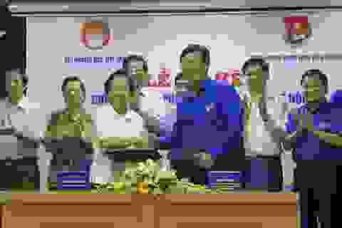 Hội Khuyến học Việt Nam ký kết phối hợp TW Đoàn hoạt động khuyến học, khuyến tài
