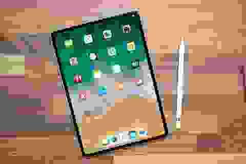 Apple đang sản xuất iPad X loại bỏ nút Home, sử dụng viền siêu mỏng?