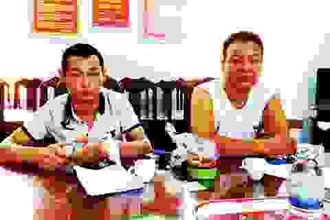"""Hai đối tượng người nước ngoài điều hành tổ chức bán hàng đa cấp trốn truy nã bị """"tóm"""""""