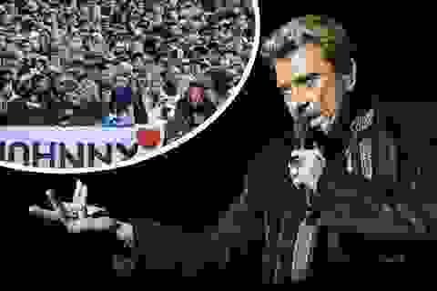 Tổng thống Pháp cùng cả triệu người dân Paris dự lễ tang nam danh ca