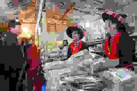 """Đặc sản 55 tỉnh thành """"tụ hội"""" tại thủ đô Hà Nội"""