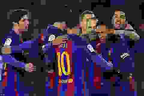 """Barcelona """"vượt ải"""" Sociedad để tiến vào bán kết Cúp Nhà vua?"""