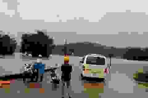 Phú Yên ngập lụt ngày 29 Tết vì mưa lớn