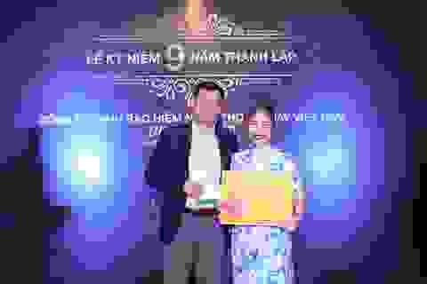 Công ty BHNT Cathay kỉ niệm 9 năm hoạt động tại Việt Nam