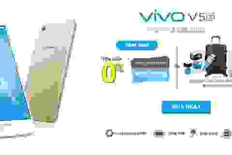 """Khám phá """"cơn lốc"""" quà tặng hấp dẫn khi mua Vivo tại FPT shop"""