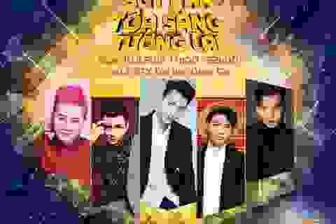 """""""Cháy"""" hết mình trong đêm nhạc tại ĐHQG-HCM cùng với Isaac, Soobin Hoàng Sơn..."""