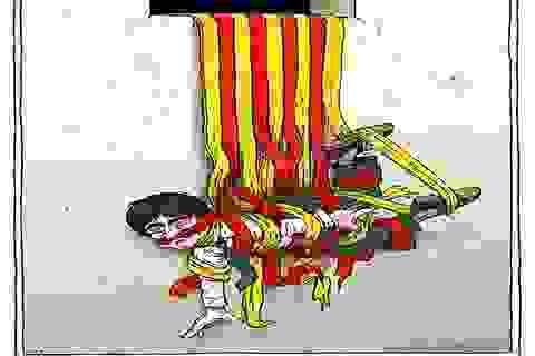 Catalonia và luật pháp quốc tế