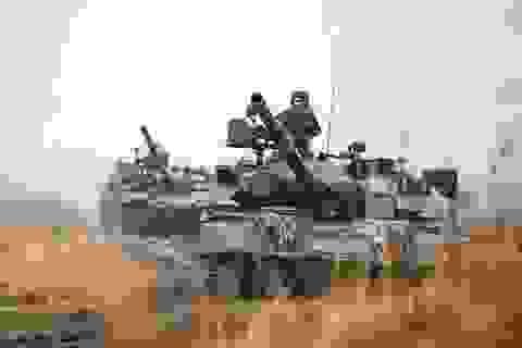 Nga, Belarus điều dàn khí tài hùng hậu cho tập trận chung