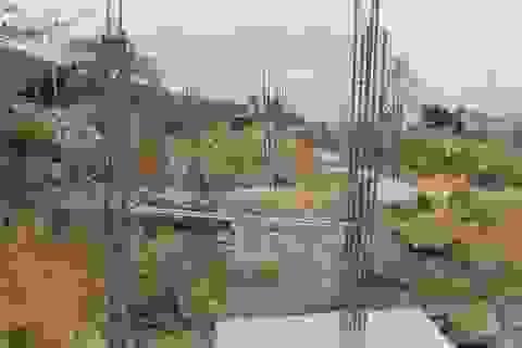 Cảnh cáo Phó Chủ tịch quận vụ 40 móng biệt thự không phép ở Sơn Trà