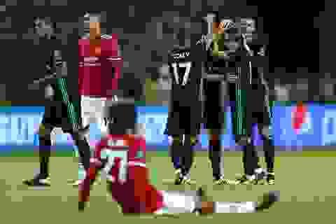 Những khoảnh khắc ấn tượng trong ngày Real Madrid áp đảo toàn diện MU