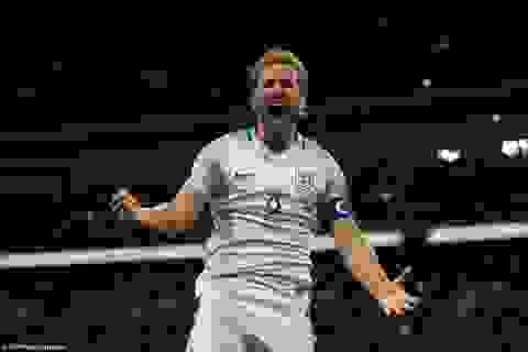 Kane tỏa sáng, tuyển Anh giành vé dự World Cup 2018