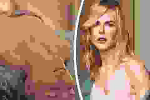 Minh tinh Nicole Kidman liên tiếp đóng cảnh nóng ở tuổi… 50