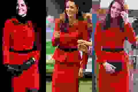 Bí quyết phối lại đồ của biểu tượng thời trang Anh
