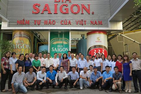 Nhà máy Bia Sài Gòn – Nguyễn Chí Thanh chiếc nôi lịch sử của Bia Sài Gòn