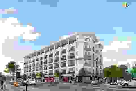 P.Land phân phối độc quyền dự án Shophouse 124 Vĩnh Tuy