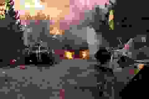 5 binh sĩ Ukraine bỏ mạng khi tấn công Donbass