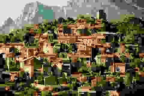 Chuyển tới ngôi làng vùng núi của Ý, được tặng ngay 50 triệu đồng