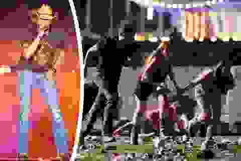 Xả súng tại đêm nhạc ở Las Vegas: Khoảnh khắc ngay trước bi kịch