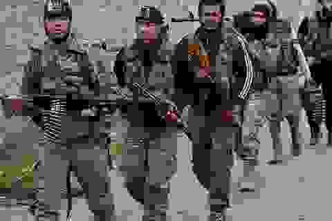 Mỹ tăng cường thả dù vũ khí cho quân đối lập Syria