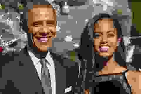 Con gái ông Obama sẽ làm gì trong một năm sắp tới?