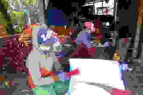 Làng sản xuất hương lớn nhất miền Trung nhộn nhịp vào vụ Tết