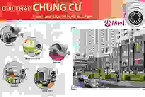 Camera quan sát cho chung cư – giải pháp an toàn cho tài sản cư dân