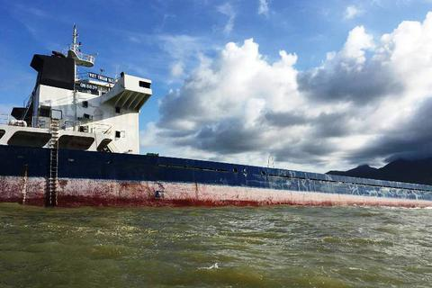"""Bão """"nuốt chửng"""" 10 tàu hàng: Phê bình lãnh đạo Cảng vụ Hàng hải Quy Nhơn"""