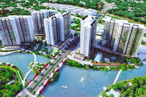 Cơ hội tốt sở hữu căn hộ kênh đào Flora Mizuki
