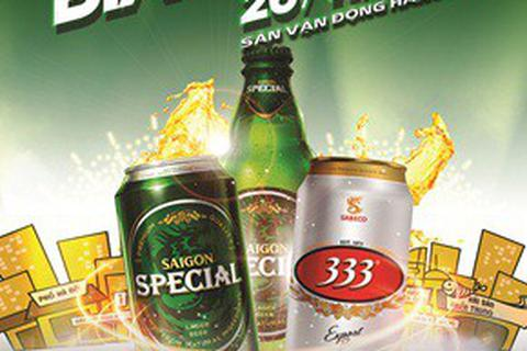 Người dân Hà Nội nóng lòng chờ đón Lễ hội Bia Sài Gòn