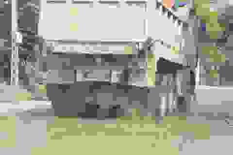 Ninh Bình: Xe tải hoành hành, quốc lộ 12B nát như… tương