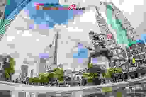 Giảm 40% lệ phí giải Marathon cho chủ thẻ Techcombank