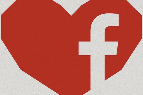 """Người dùng Facebook thích thú với tính năng """"thả tim"""" bằng comment mới"""
