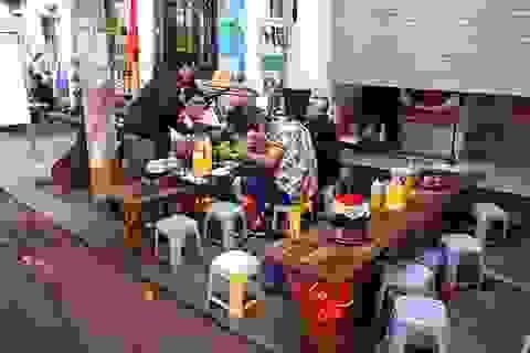 Chủ tịch quận Thanh Xuân gửi thư ngỏ kêu gọi không chiếm dụng vỉa hè