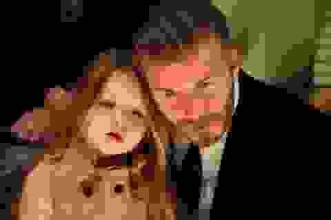 """5 tuổi, tên của con gái nhà Beck đã rất… """"đắt giá"""""""