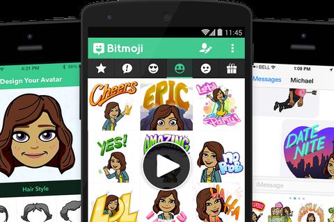 Bitmoji trở thành ứng dụng được tải nhiều nhất năm 2017 trên App Store