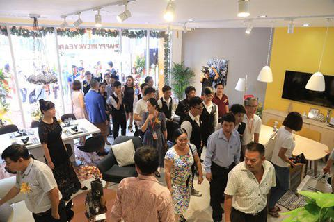 Khai trương Showroom Hoàn Mỹ Sala:  Doanh thu gần 10 tỷ đồng trong ngày mở cửa