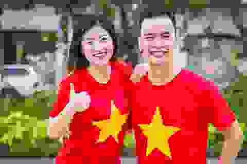 """Bộ ảnh """"Tự hào Việt Nam"""" của đại biểu Tàu Thanh niên Đông Nam Á nhân ngày Quốc khánh"""