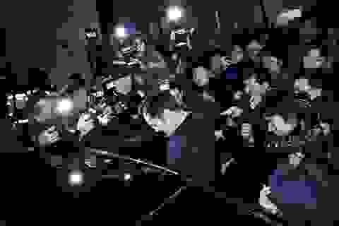 """""""Cơn bão chính trị"""" từ lời khai của người thừa kế Tập đoàn Samsung Electronics"""