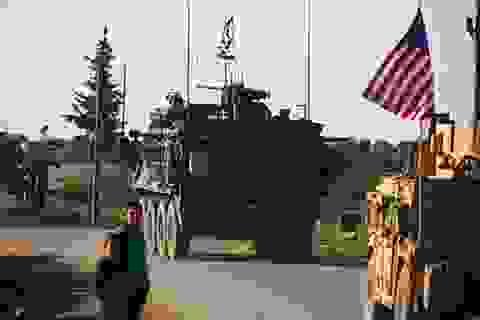 Mỹ đưa quân đến Syria chống IS hay giành ảnh hưởng?